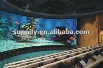 4D dynamic movie theatre equipments