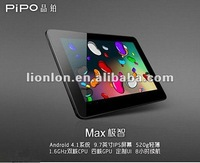 9.7 pipo m1 tablet with Android4.1 OS jelly bean RK3066 Dual Core