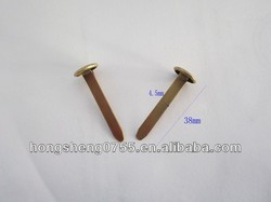 High quality metal paper fasteners in bulk