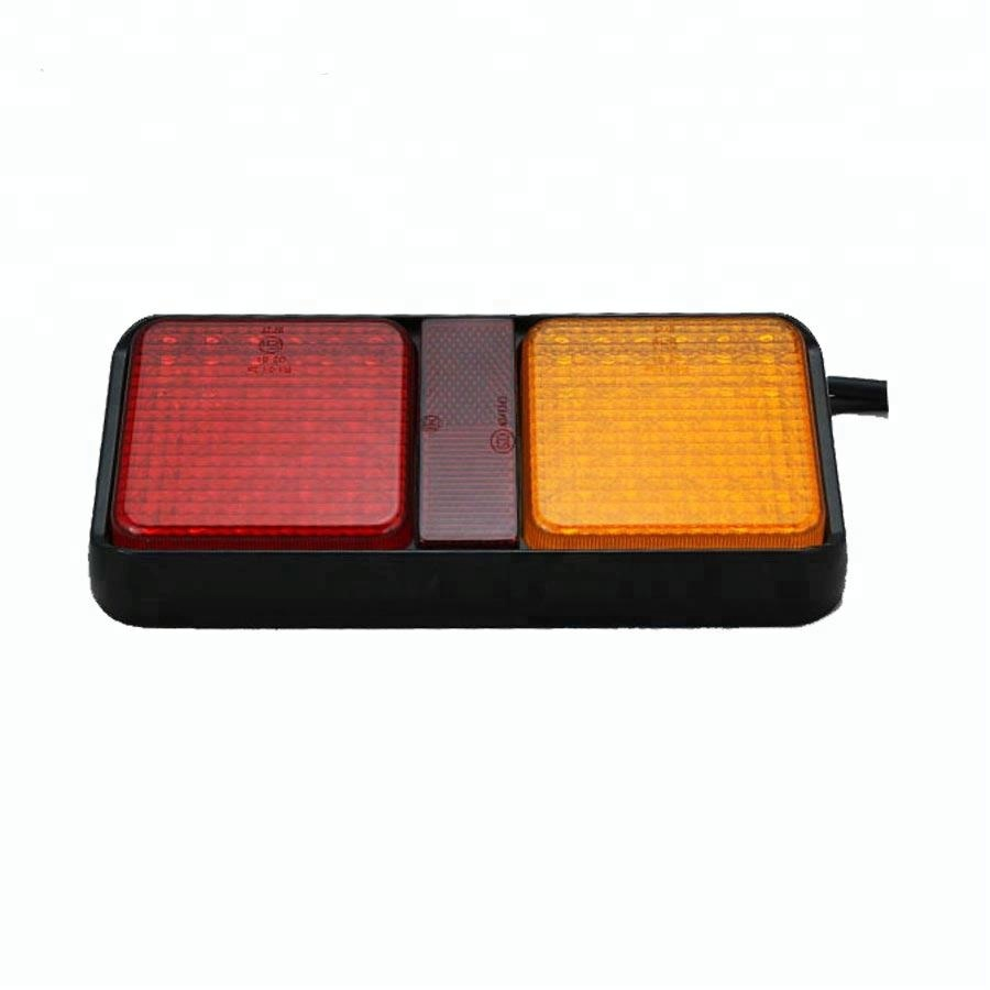 "8"" <strong>led</strong> trailer stop turn lights for truck trailer turn signal light"