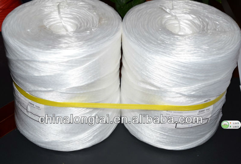 1---5mm bset sisal/pp rope string manufacture