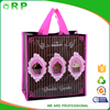 Eco-friendly customized new style women recycle shopping bag