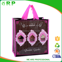 ISO/BSCI eco-friendly customized new style women recycle shopping bag