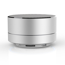 best selling Home Theater Speaker System A10 Speaker Mini portable metal Wireless Car Speaker