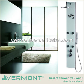 bathroom products supplier shower wall panel