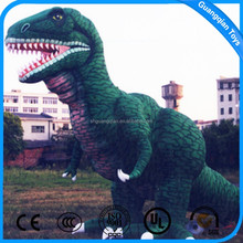 Guangqian Outdoor Giant Dragon Inflatable Cartoon Characters For Promotion