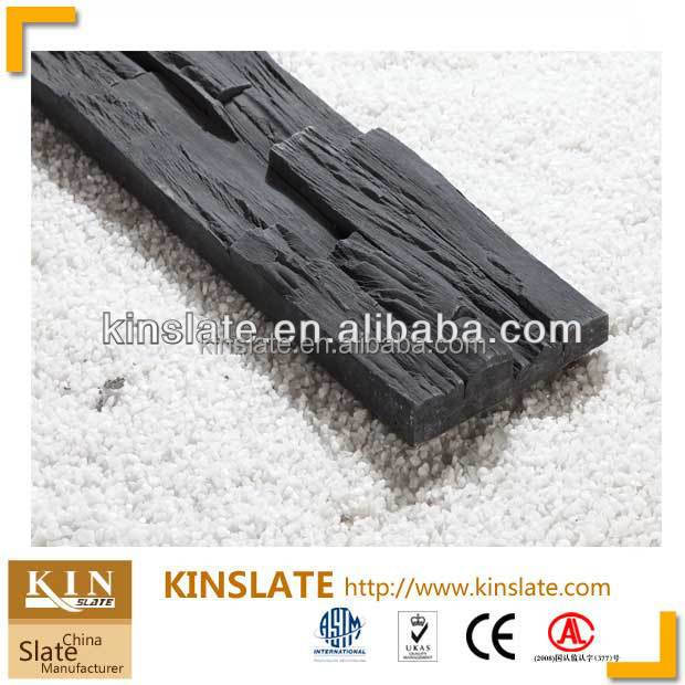 Kinslate waterproof artificial slate split ledge stone for wall