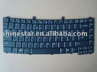 Notebook keyboard / Laptop Keyboards / Laptop parts for Aspire 2300 Series