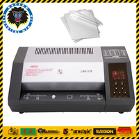 RAYSON High speed intelligent 6rollers large format roll laminator,Heated Roll Laminator