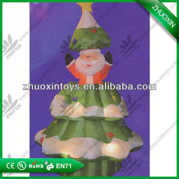 hot sale inflatable christmas decorations,inflatable christmas decoration dog