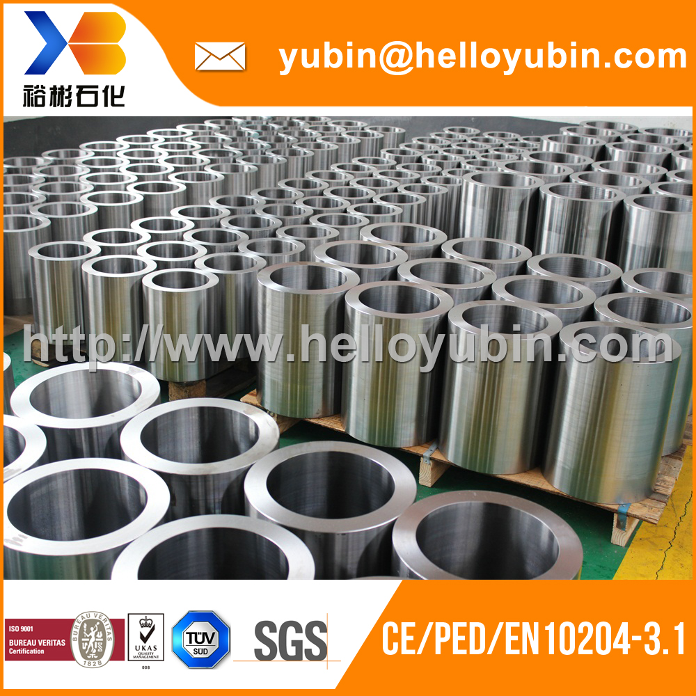 High quality square tube bushings customized with client's drawing