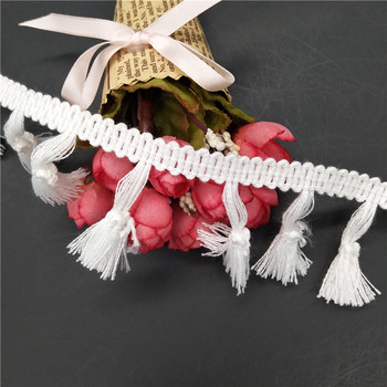 5cm 100%polyester carpet fringe trim