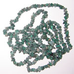 Natural melakite chip gem beads