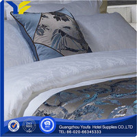 white manufacter satin fabric bed sheet sets canada