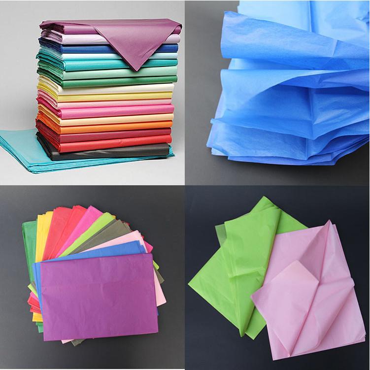 list of kraft paper sheets flower