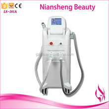 LS-201A Pain-free laser removal machine for all pigmented hair removal machine