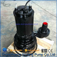 electric submersible centrifugal water pump