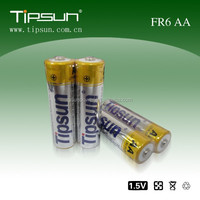TIPSUN 1.5V AA L91 lithium iron battery