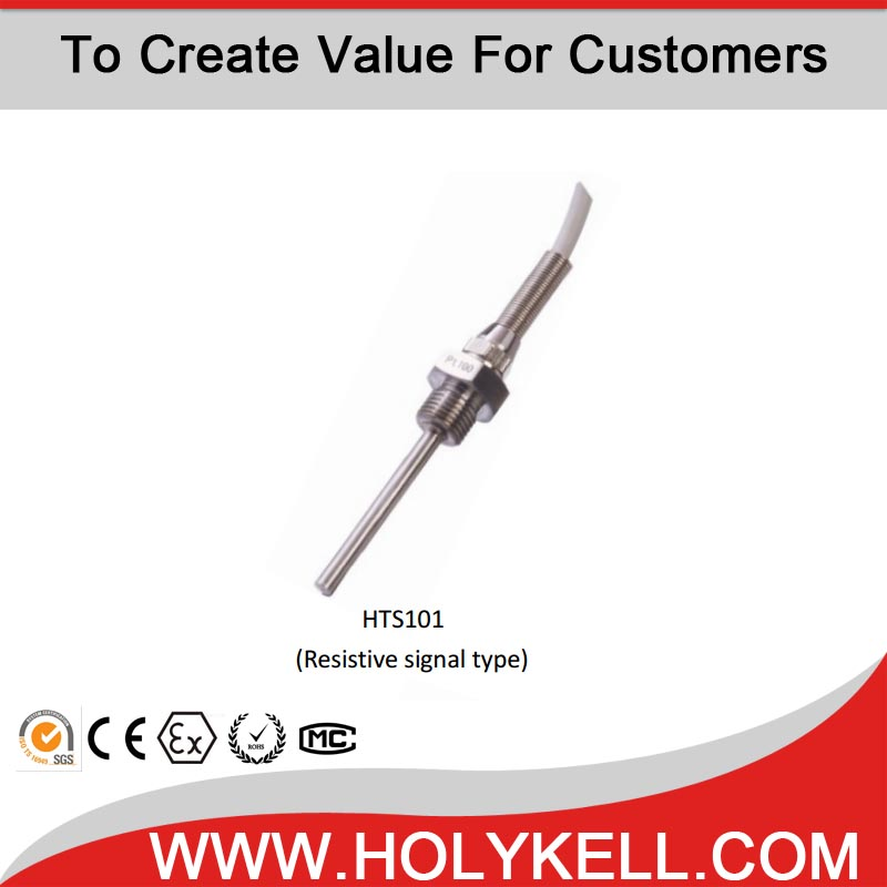 High Stable Pt100 0-400 centigrade Temperature Transmitter 4-20mA
