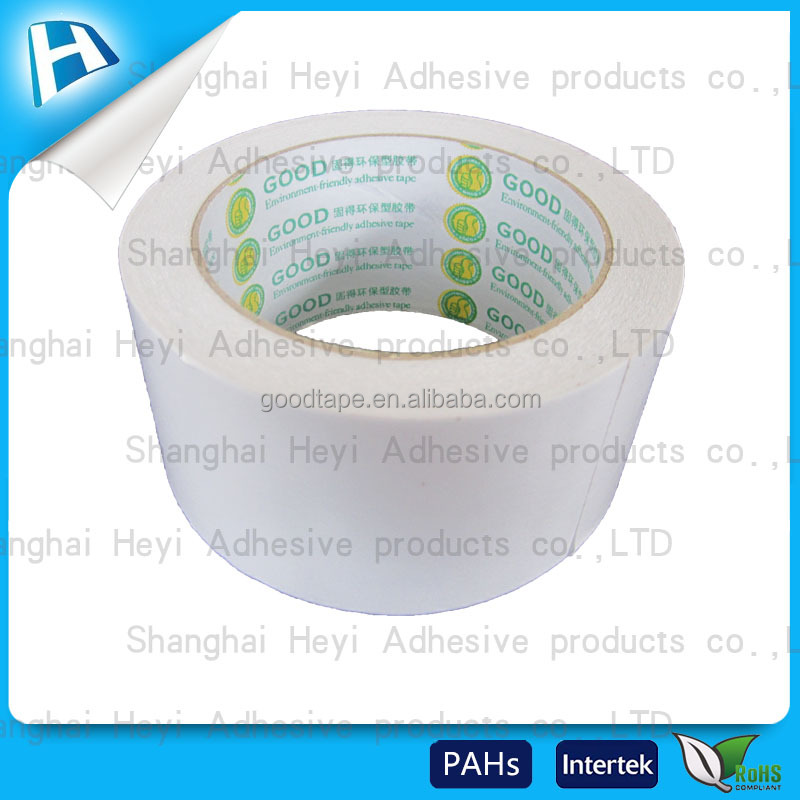 2016 High Quality Cheap Hotmelt Double sided tape