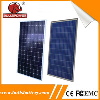 high efficiency build your own solar panel 220w 12v foldable