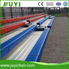 JY-750 Sports Event HDPE Plastic Sports Stadium Seating Gym Equipment