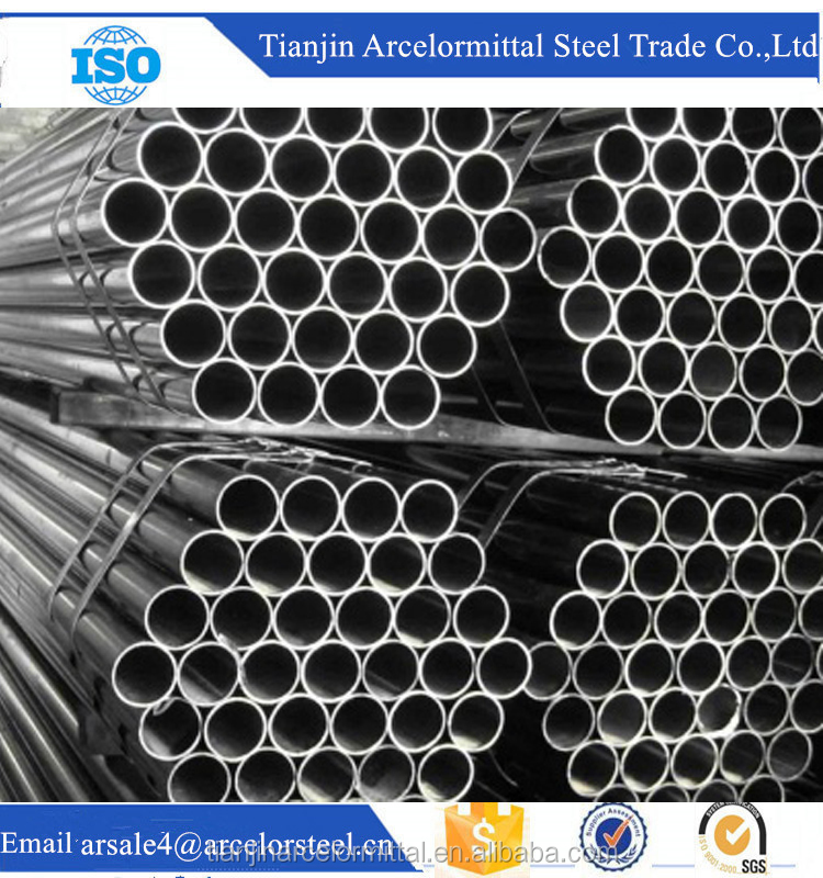China Supplier Hot Rolled Seamless Carbon Steel Pipe for High Pressure Boiler Use / Boiler Pipe