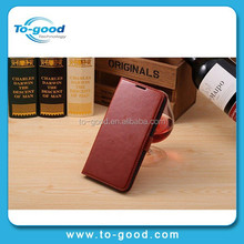 Hot New Products For 2015 Flip Funky Cover Mobile Phone Case For LG G3(Brown)