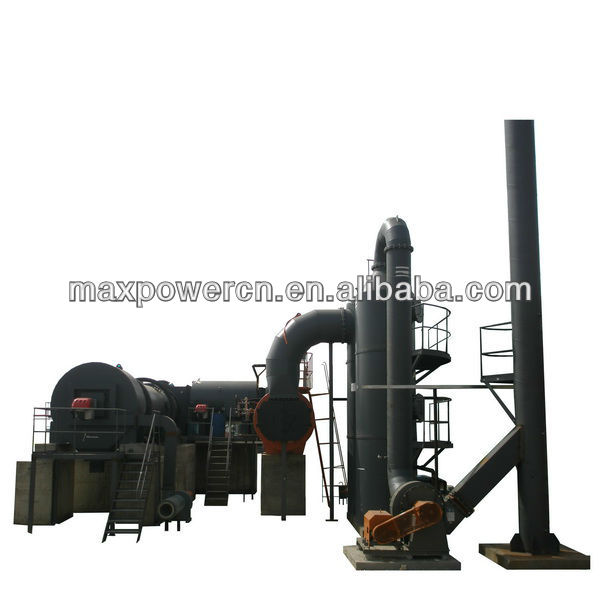 sludge waste furnace