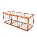 HX-2181 Beauty Product Factory,Vintage Jewel Box,Jewellery Display Case