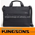 "Padded Sleeve 13"" Laptop Computer Ladies Briefcase Bag Black"