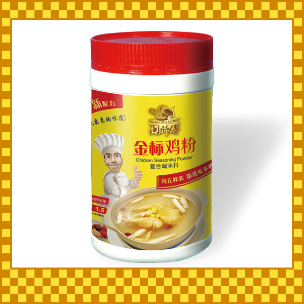 1000g canned Topgrade Halal Chicken Broth Powder