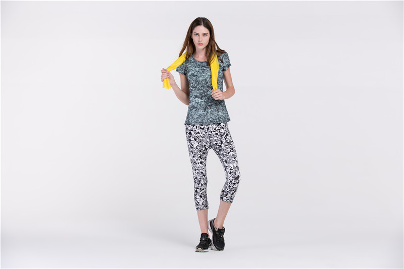 Fitness Running Dance Yoga clothes women top quality yoga pants