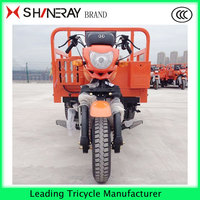 3 wheels Heavy loading cargo truck cargo bike tricycle 150cc 175cc 200cc 250cc 300cc for sale in China