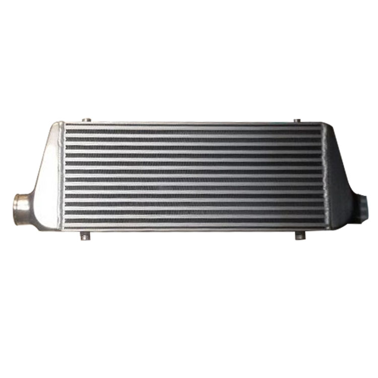 Customized design aluminum turbo intercooler