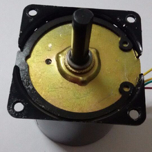 120rpm Mini Reversible Synchronous Electric Motor for Juicer TAKCHUAN