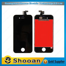 cherry mobile phone parts digitizer glass lcd touch screen for iphone 4s