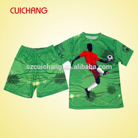 Wholesale Soccer Uniform With Custom Design