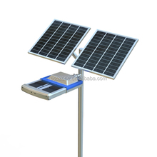 Automatic Solar Street Light Control Circuit System For Airport