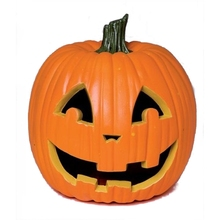 Halloween decoration craft resin plastic pumpkin
