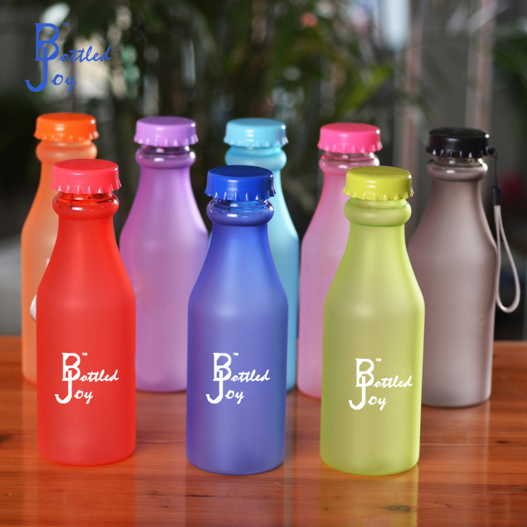 Promotional hot sale soda bottle plastic water bottle bpa free,soda water bottles