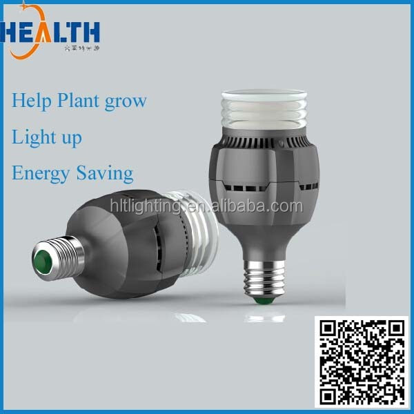 Energy saving greenhouse lamp hot sale 2015 popular E27 bulb led plant grow light china manufacture CE&RoHS approval