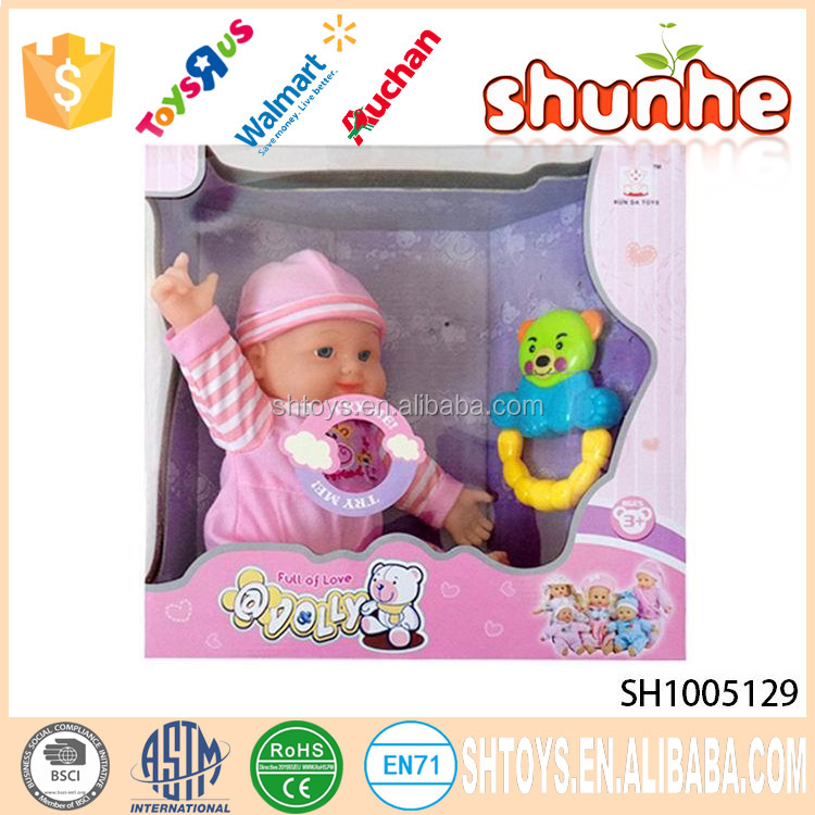 China cheap price real baby alive doll toys for sale