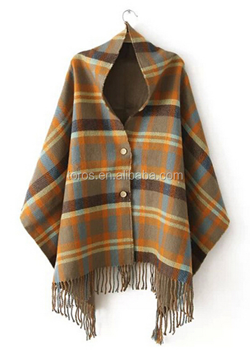 TOROS Wholesale Indian winter women Cashmere Scarves cape