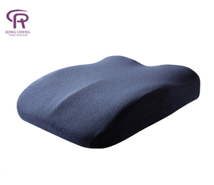 2018 New Product With Ergonomic Design Memory Foam Lumbar Cushion For Back Support and Pain