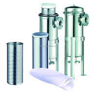 Industry sand active carbon cartridge filter pretreatment water system