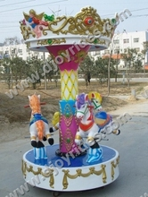mini carousel rides for sale/small kids carousel rides/carousel horse ride