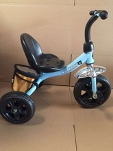good quality steel frame mini baby tricycles with bell for sale