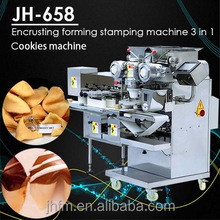 JH-658 automatic sweet striped cookie pampuchy food Making Machine