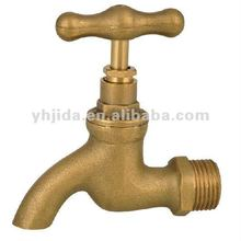 Brass bib tap/long bib cock
